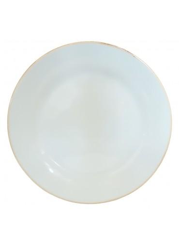 Grün & Form Speise Teller groß aqua