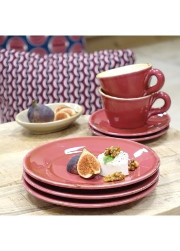Grün & Form Frühstücksteller Himbeere