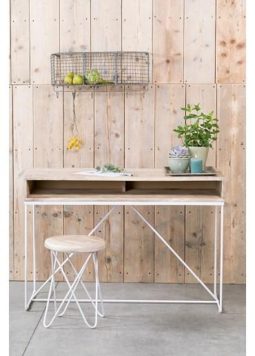 Grün & Form Schreibtisch mit Mangoholz