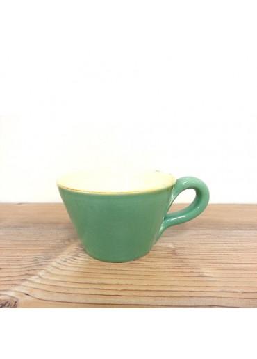 """Grün & Form Tasse """"Classic"""" dunkelgrün"""