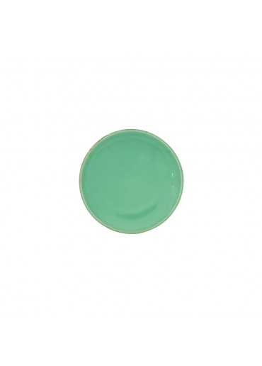 Grün & Form Untertassen / Dessert Teller dunkelgrün