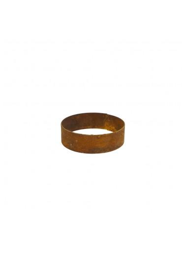 Edelrost Standring Ø9 cm für Schalen und Kugeln bis Ø25 cm