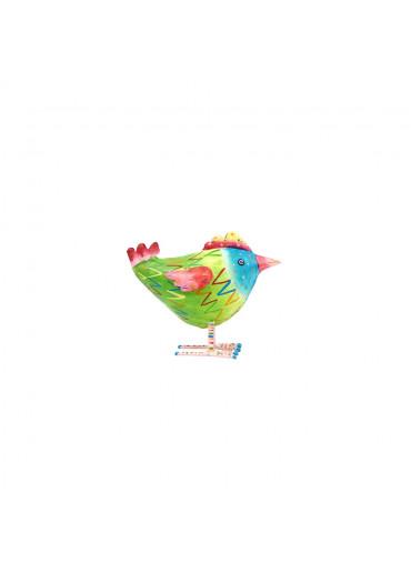 "Metall Vogelkind ""Pico"" 11 cm"