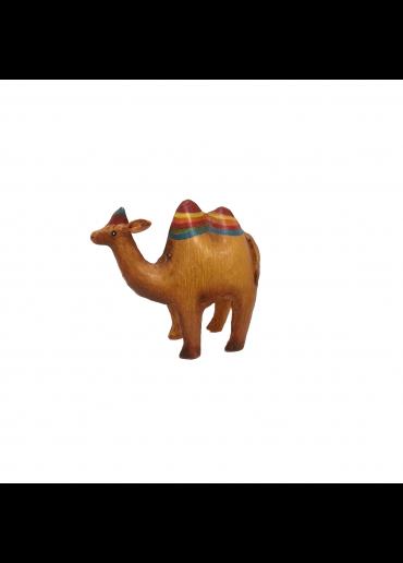 "Mini Kamel ""Lou"" Metallfigur"