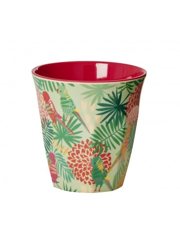 "Rice Melamin Becher ""Tropical"""