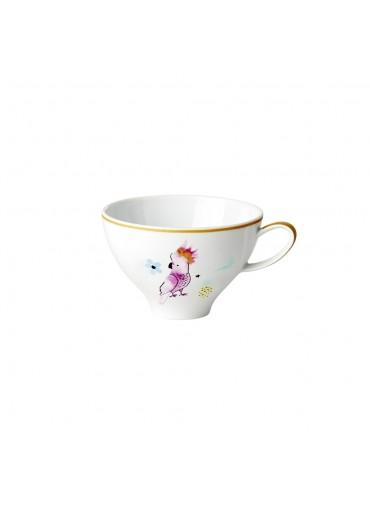 Rice Porzellan Teacup Cockatoo