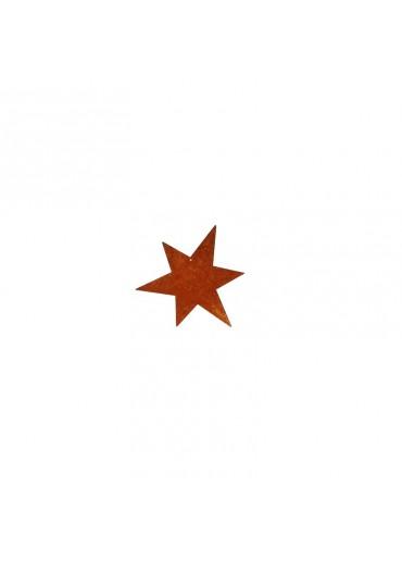 Rostiger Stern S