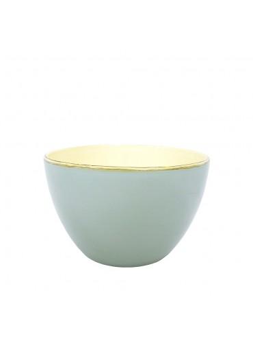 Grün & Form Salatschale M aqua