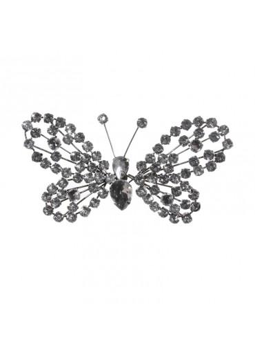 Schmetterling Clip antik