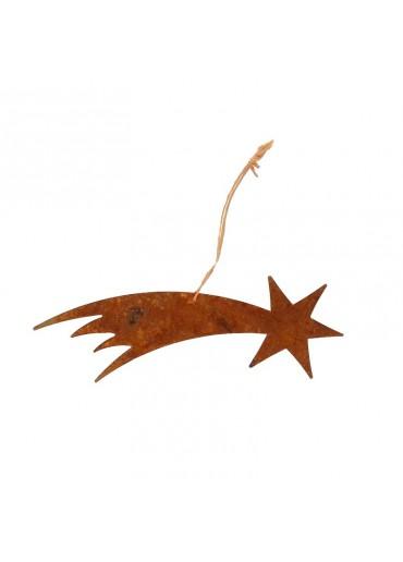 Rostige Sternschnuppe klein