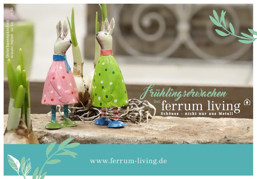 Ferrum Living Osterflyer